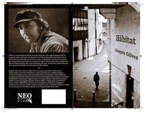 Habitat: el nuevo libro de Joaquín Gálvez